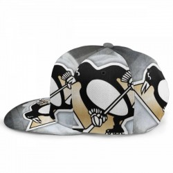 Excellent NHL Pittsburgh Penguins baseball cap #167780 breathable quick drying