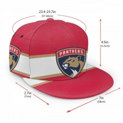 Classic Sports Style Florida Panthers baseball cap #170409 Lightweight Breathable Soft