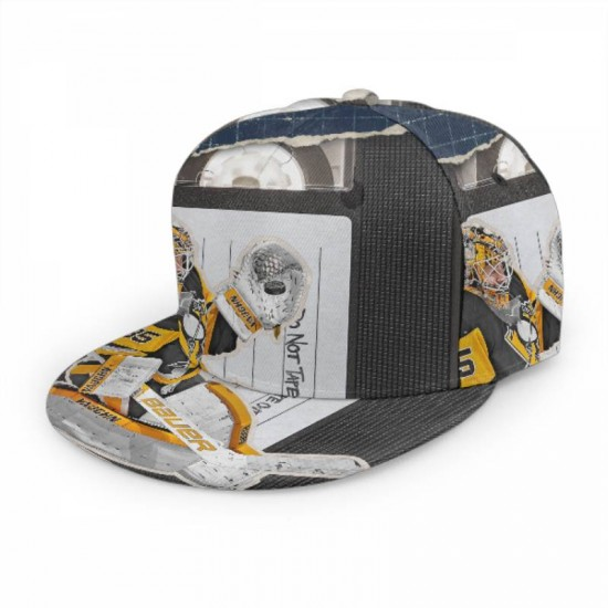 Classic Sports Style Pittsburgh Penguins baseball cap #167609 Lightweight Breathable Soft